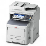 Oki MB770dnfax USB/LAN, Scan, Copy, Fax