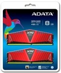 ADATA DIMM 8 GB DDR4-2400 Kit,  rot, XPG Z1