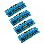 Corsair Vengeance Series Blue DDR3-1600, CL9 - 16GB