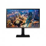 Samsung U24E850R 59,94cm (23,6'') Ultra HD (4K) LED Monitor  PLS-Panel, DisplayPort, H