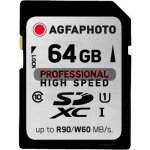 AgfaPhoto SDXC 64GB Class 10 Karta High Speed MLC