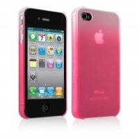 Etui Belkin Essential 016 do iPhone4Sróżowe