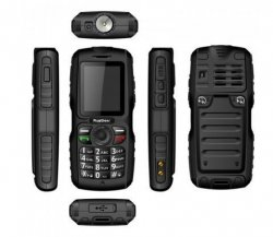 RugGear RG100 Mariner Dual-SIM black