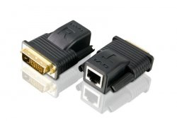 ATEN VE066-at Mini DVI-Extender CAT 5