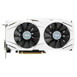 ASUS GeForce GTX 1060 DUAL, 2x HDMI, 2x DisplayPort, DVI-D