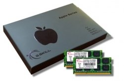 G.Skill SO-DIMM 8 GB DDR3-1066 Kit fr iMac,MacBook/Pro,MacMini