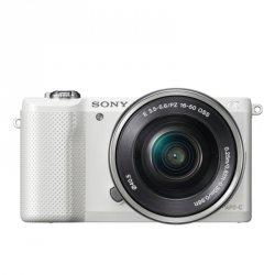 Sony Alpha 5000 Kit biały + SEL-P 16-50