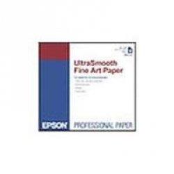 Epson UltraSmooth Fine Art Paper A 3+, 25 kartek, 325 g S 041896