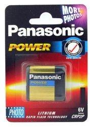 Panasonic Lithium Photo CR-P2PL/1B