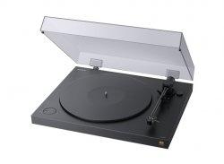 Sony PS-HX 500 USB Gramofon czarny