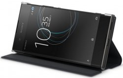 Sony SCSG20 Style Cover Black Xperia XZ s