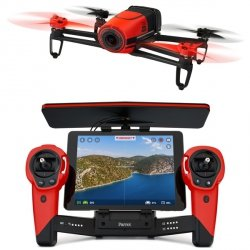 Parrot Bebop Drone red + Skycontroller