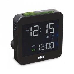Braun BNC 009 Global Radio Controlled Alarm Clock black