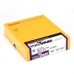 1 Kodak TMX 100         4x5 50 ark.