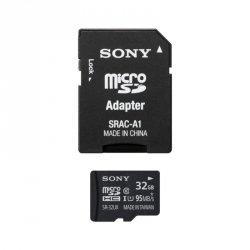Sony microSDHC Card 32GB High Speed Class 10 incl Adapter