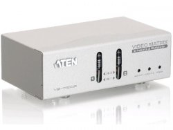 ATEN VS0202-AT-G VGA Matrix Switch 2x2