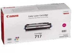 Canon Toner Cartridge 717 C cyan
