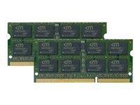Mushkin SO-DIMM 4 gb ddr3-1333 kit 996646, essentials-serie