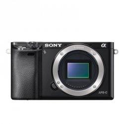 Sony Alpha 6000 Body black
