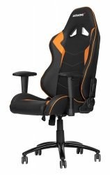 AKRACING Octane Gaming Chair AK-OCTANE-OR czarny / orange