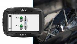 Garmin Tire Pressure Monitor Sensor for zumo 390LM