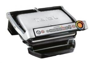 Tefal GC712D Optigrill+ Grill elektryczny srebrny