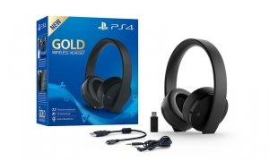 Sony Playstation 4 - WL Stereo HS bk PS4