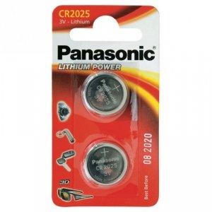 1x2 Panasonic CR 2025