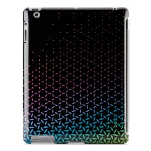 Etui Belkin Snap Shield Remix do tabletu iPad gen 2/3 czarny