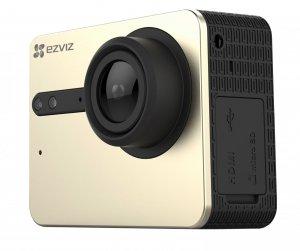 EZVIZ S5 4K Actioncam (Rose Gold)