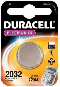 Duracell CR2032 3V Lithium       1szt.