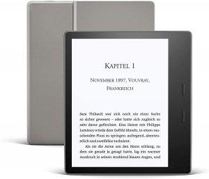 Kindle Oasis graphite