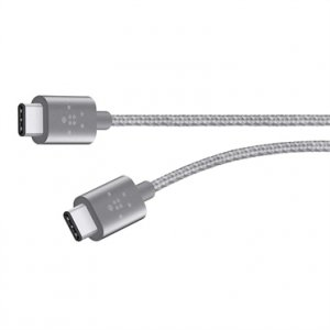 Belkin Premium MIXIT USB-C Cable 1,8 m grey F2U041bt06-GRY