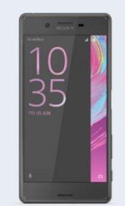 Sony Xperia X, czarny, Android 6.0