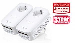 TP-LINK TL-PA8030P KIT AV1200-Gigabit-Powerline-Adapter KIT