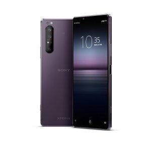 Sony Xperia 1 II purple