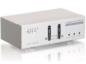 ATEN VS0202-AT-G VGA Matrix Switch 2x2
