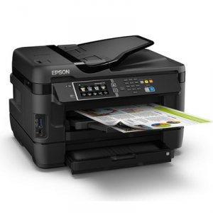 Epson WorkForce WF-7620DTWF USB/(W)LAN, Scan, Kopie, Fax