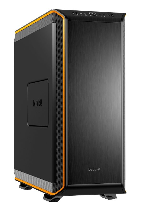 be quiet! DARK BASE 900 orbk ATX, Big-Tower orange/czarny