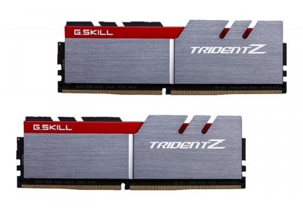 G.Skill 16GB DDR4-3000 Kit, F4-3000C15D-16GTZB, Trident Z