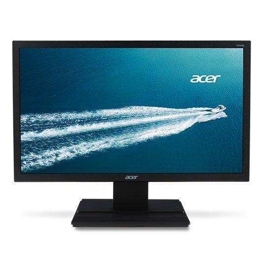 Acer V226HQLbid, czarny, HDMI, DVI, VGA
