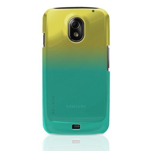 Etui Belkin Shield Micra Fade do Samsung Galaxy Nexus lemonkowy