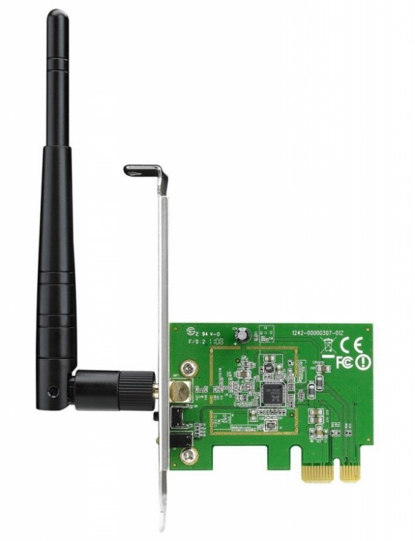 ASUS PCE-N10 - karta sieciowa bezprzewodowa WiFi - PCIe