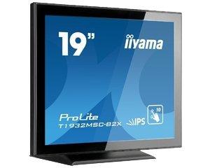 IIYAMA 19''   T1932MSC-B2X  5:4  M-Touch DVI bl.Spk.
