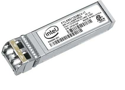 Intel SFP+ SR Optics Transceiver-Modul
