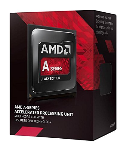 """AMD A8-7670K, Prozessor """"Godavari"""""""