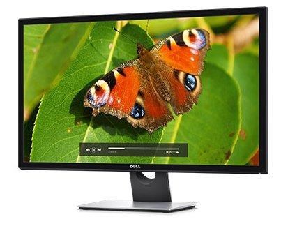 Dell S2817Q, czarny/srebrny, 4K, DisplayPort-In/Out, HDMI (MHL), USB