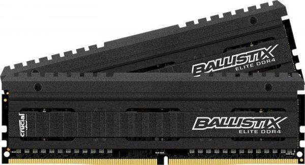 Crucial Ballistix Elite 16GB Kit 8GBx2 DDR4 2666 MT/s DIMM 288pin