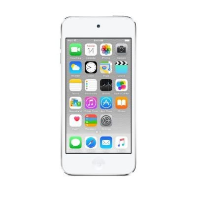 Apple iPod touch 64 GB 6. Generation srebrny MKHJ2FD/A