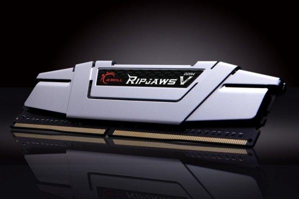 G.Skill 16GB DDR4-3200 Kit, F4-3200C16D-16GVS, Ripjaws V